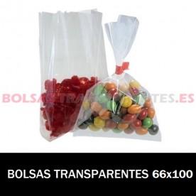 BOLSAS TRANSPARENTES 66X100...
