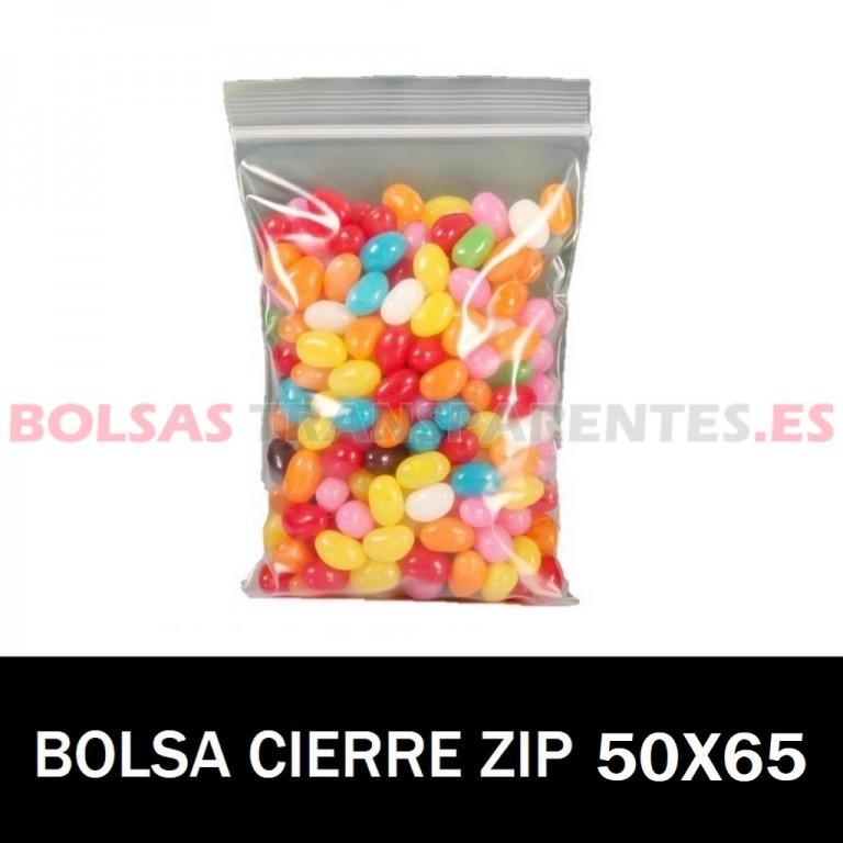 BOLSAS TRANSPARENTES POLIETILENO 15X30