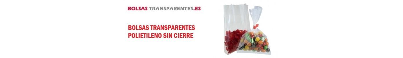 Bolsas transparentes | Bolsas de plastico Transparentes | Bolsas zip