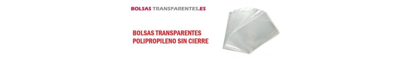 Bolsas Transparentes Polipropileno - Bolsas De Plastico Transparentes